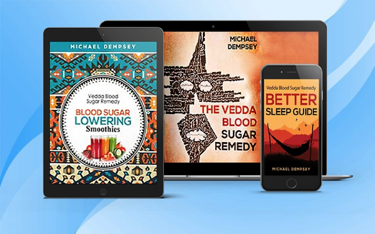 vedda, blood sugar, remedy, review, book, ebook