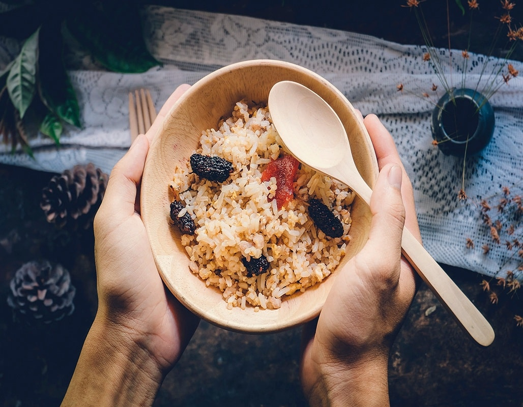 Red Rice: Delicious and Great for You!