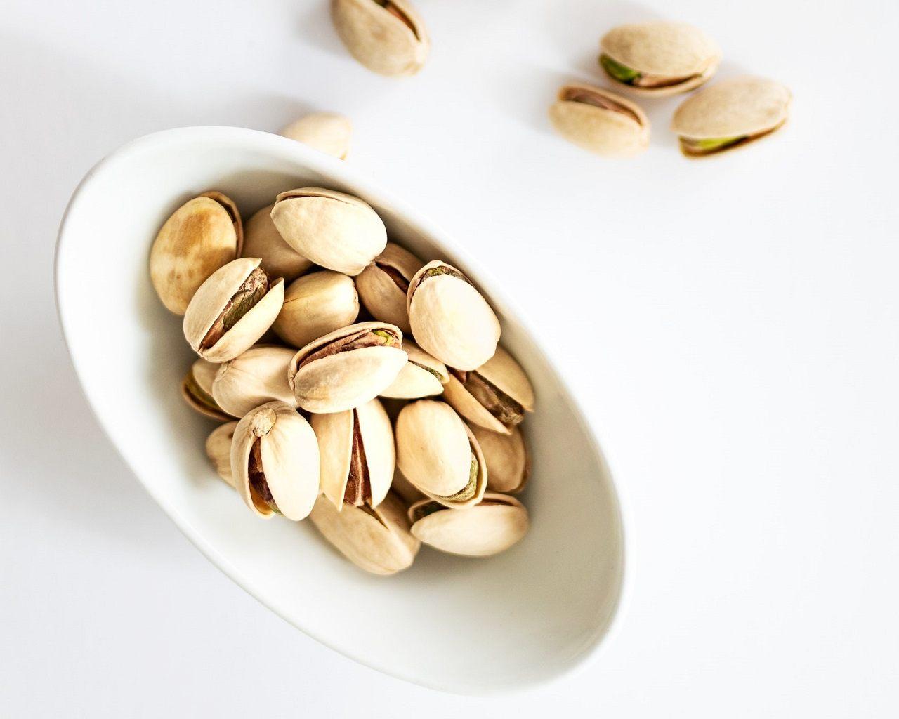 pistachio, shells